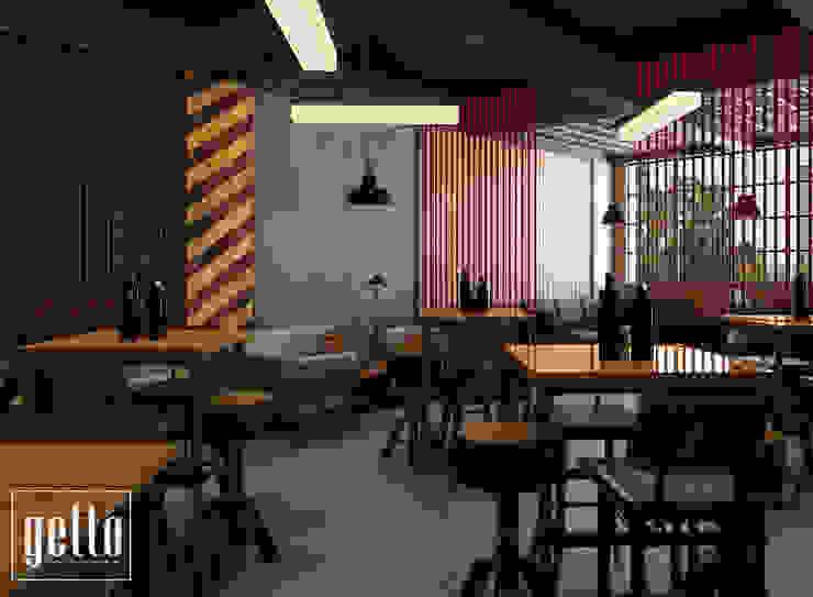 Clique Industrial Bar Concept:industri  oleh Getto_id, Industrial