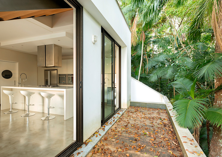Casa das Varandas Alexandre Zelinski Fotógrafo de Arquitetura Janelas de PVC