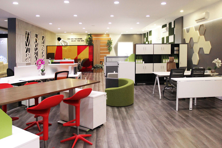 Showroom Office Loista Oleh Getto_id