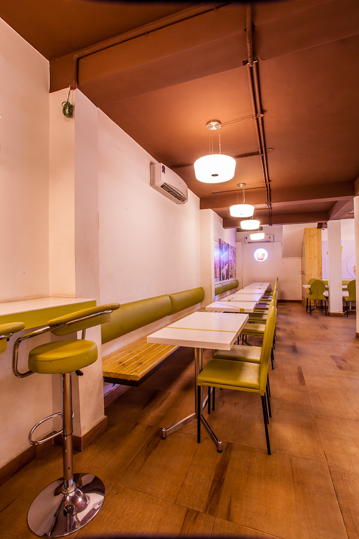 Haji Ali Juice Center, Chennai Eclectic style gastronomy by The Workroom Eclectic