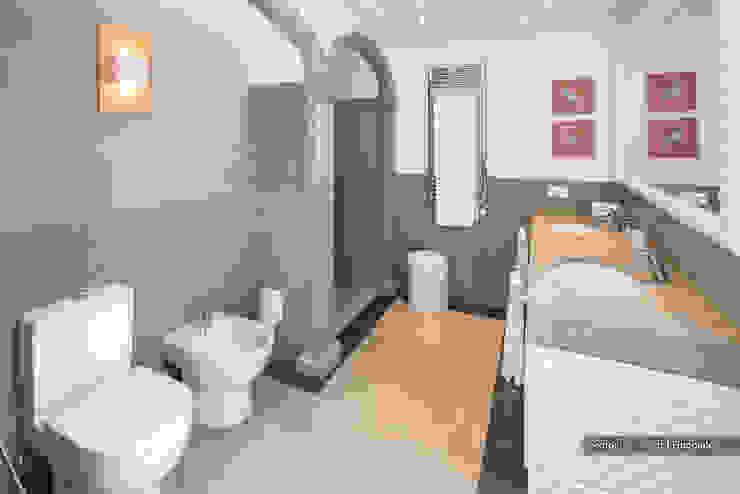 Outra casa fora de série, decorada com Velharias de Janas Casas de banho clássicas por Pedro Queiroga | Fotógrafo Clássico Mármore