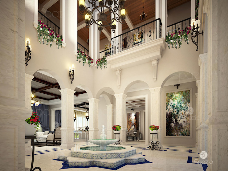 Luxury Palace Interior Design And Decor In Dubai Homify