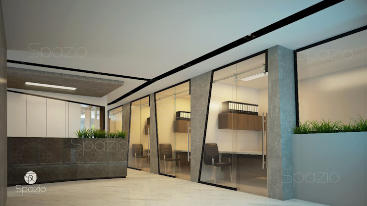 Modern Office Interior Design In Dubai Homify
