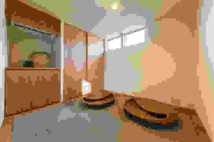 Tatami Room STaD(株式会社鈴木貴博建築設計事務所) ミニマルデザインの 多目的室