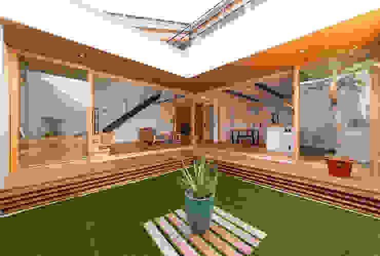 Jardins  por STaD(株式会社鈴木貴博建築設計事務所)