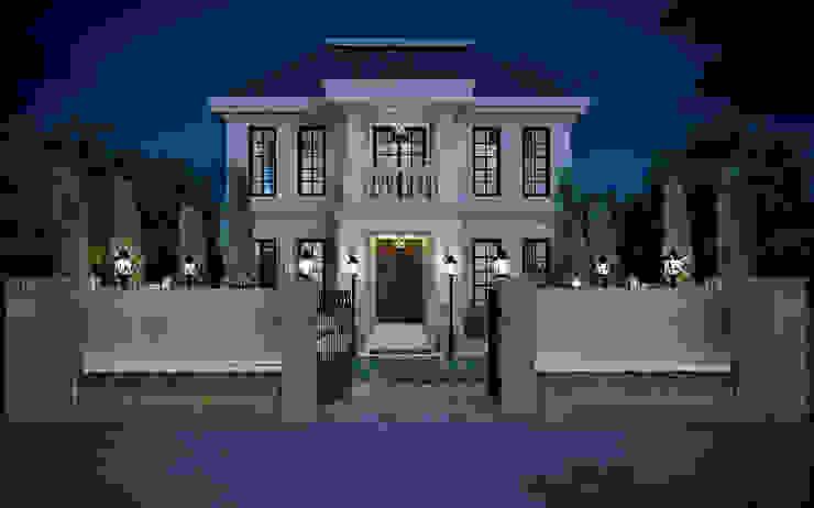 บ้านพระราม 9 (ออกแบบภายนอกและภายใน): คลาสสิก  โดย I2D Studio, คลาสสิค