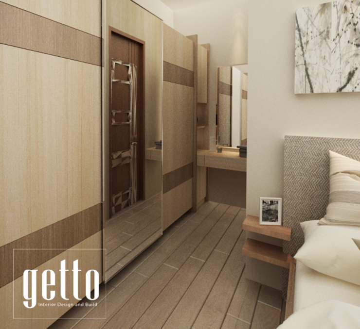 Cluster Greenwich Luxmore, BSD Oleh Getto_id