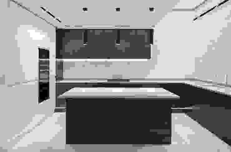 8 Harley Place 現代廚房設計點子、靈感&圖片 根據 Sonnemann Toon Architects 現代風
