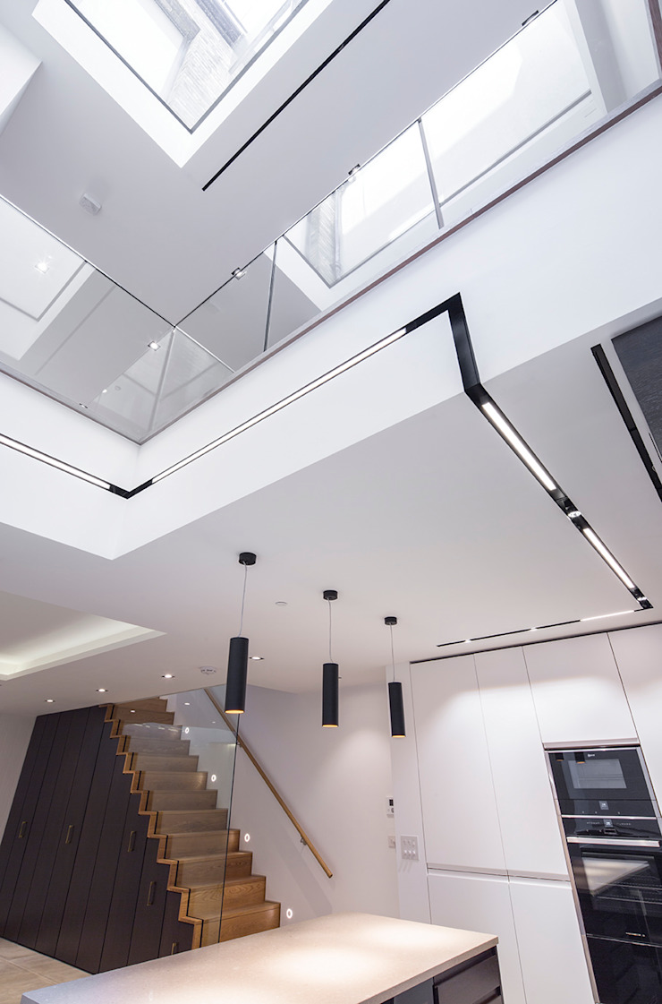 8 Harley Place 根據 Sonnemann Toon Architects 現代風