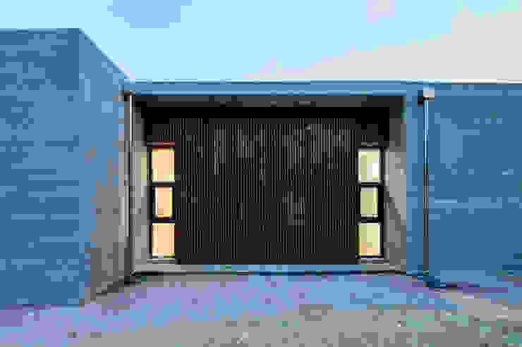 애플팜 하우스(Apple Farm House) 모던스타일 복도, 현관 & 계단 by 투엠투건축사사무소 모던