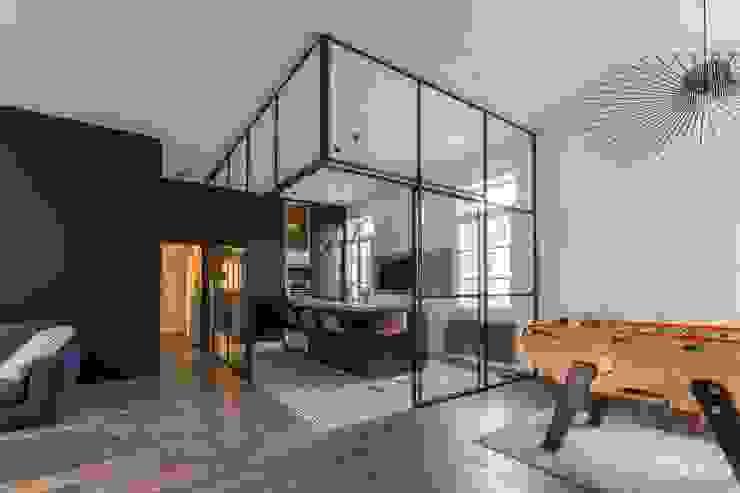 Cocinas de estilo minimalista de Brengues Le Pavec architectes Minimalista