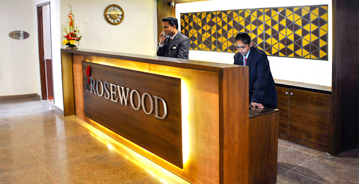 Rosewood Apartments, Haridwar by mold design studio