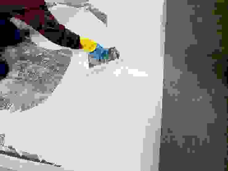 Tường & sàn phong cách hiện đại bởi A. Chini GmbH & CO.KG Fußbodenbau Hiện đại
