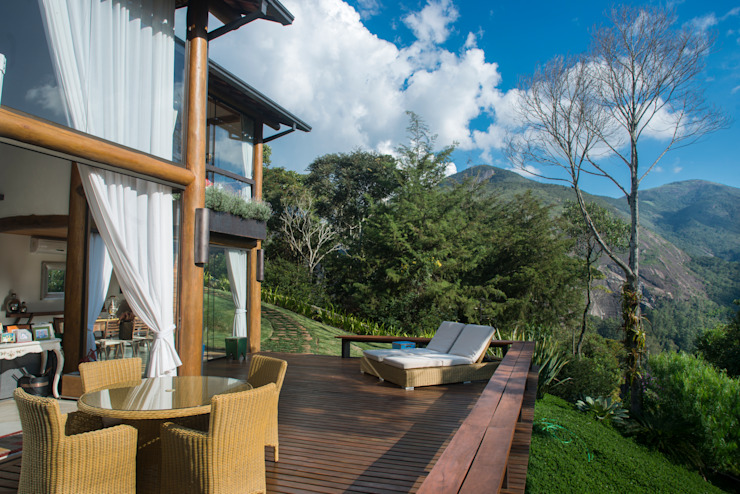 by Giselle Wanderley arquitetura Country