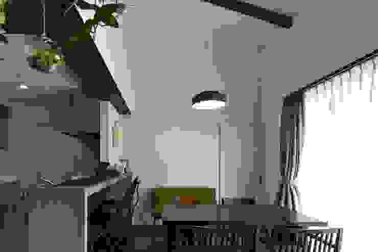 Modern Dining Room by Sen's Photographyたてもの写真工房すえひろ Modern