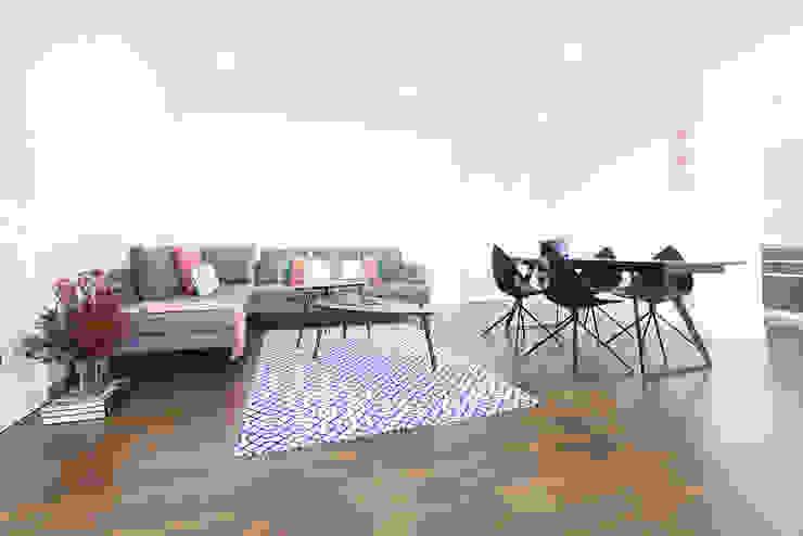 Casas inHAUS Salon moderne