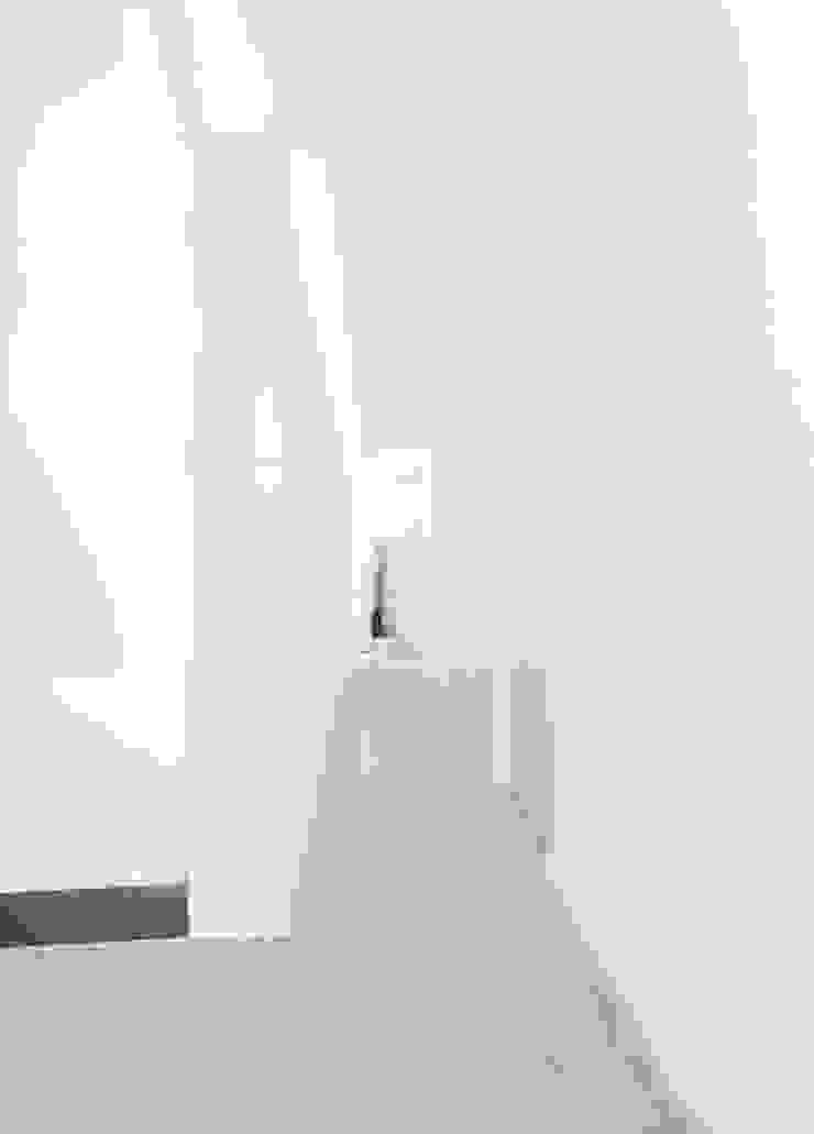 Hành lang, sảnh & cầu thang phong cách hiện đại bởi Casas inHAUS Hiện đại