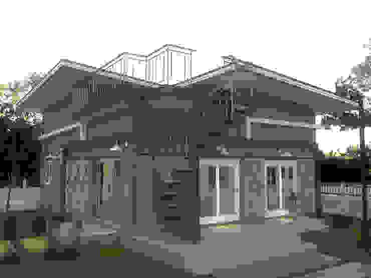 บ้านชั้นเดียวขนาด กว้าง 6 เมตร ยาว 8 เมตร โดย แบบบ้านออกแบบบ้านเชียงใหม่ โมเดิร์น