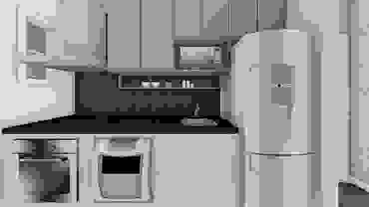 Cozinha Cozinhas modernas por TR Interiores Moderno
