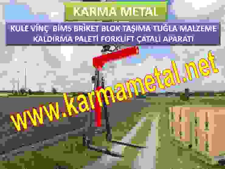 KARMA METAL-KULE VINC FORKLIFT PALET KALDIRMA CATALI CESITLERI IMALATI KARMA METAL