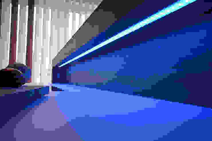 Glascouture by Schenk Glasdesign KitchenLighting Komposit Kayu-Plastik Blue