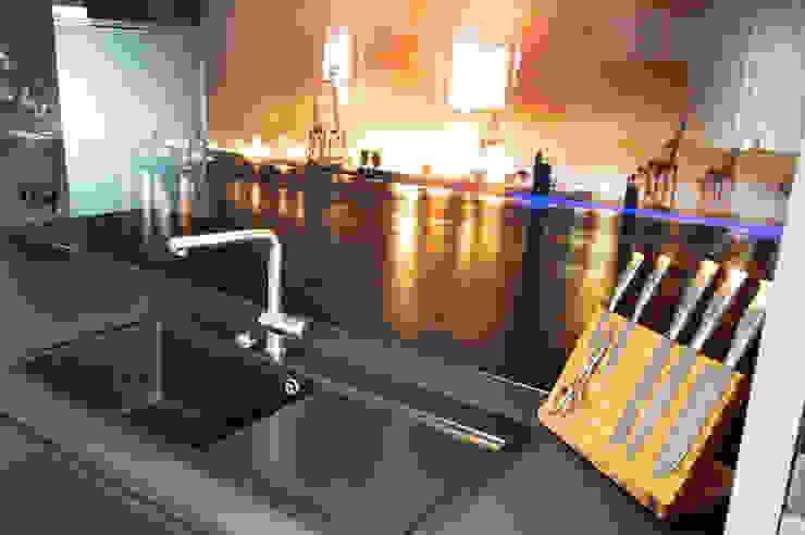 Glascouture by Schenk Glasdesign KitchenSinks & taps Keramik Metallic/Silver