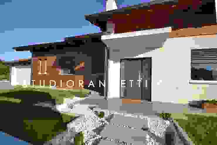 STUDIO RANDETTI - PROGETTAZIONE E DESIGN 現代房屋設計點子、靈感 & 圖片 木頭 Wood effect