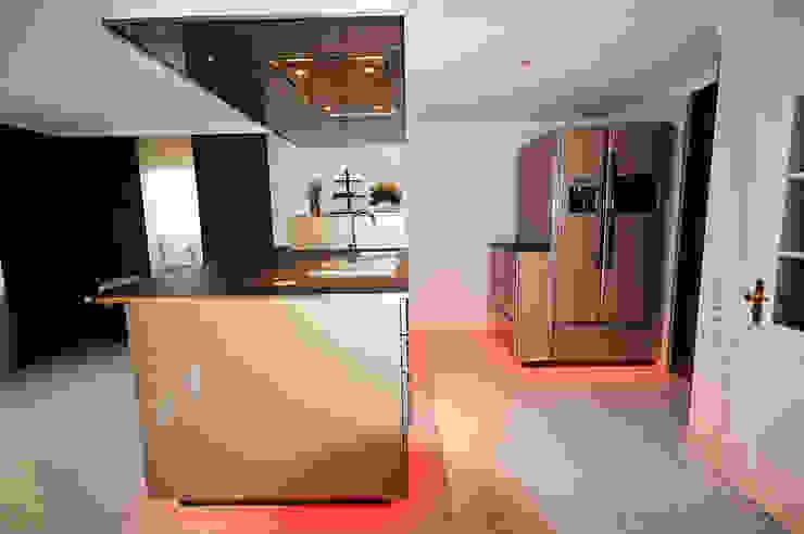 Glascouture by Schenk Glasdesign KitchenLighting Kaca Amber/Gold