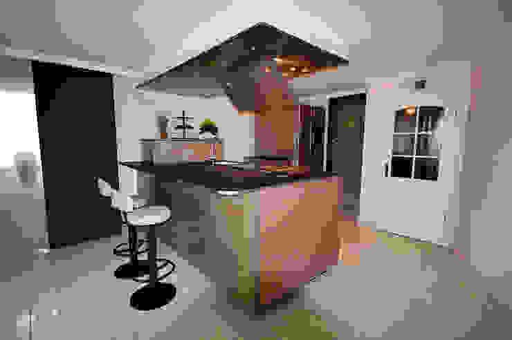 Glascouture by Schenk Glasdesign KitchenElectronics Kaca Amber/Gold