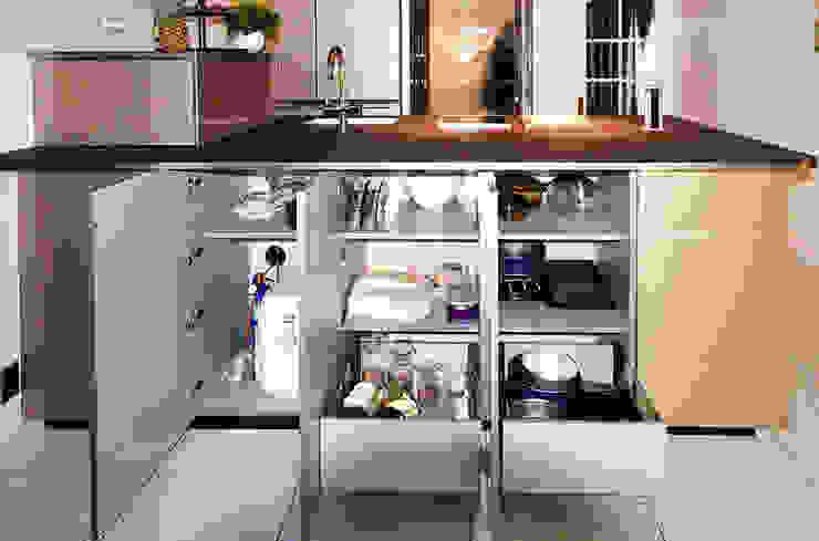 Glascouture by Schenk Glasdesign KitchenStorage Kaca Amber/Gold
