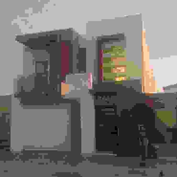 Casas modernas por ORO ARQUITECTURA Moderno