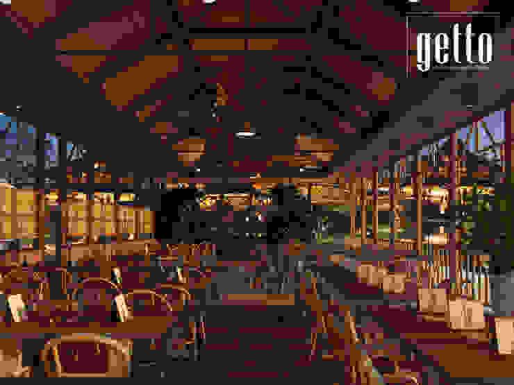 Restaurant Saung Desa, Bandar Lampung Oleh Getto_id
