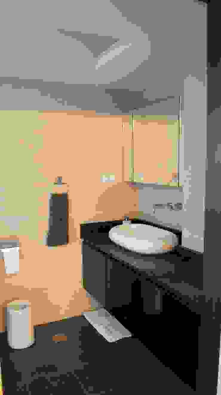 07 現代浴室設計點子、靈感&圖片 根據 欣成室內裝修設計股份有限公司 現代風