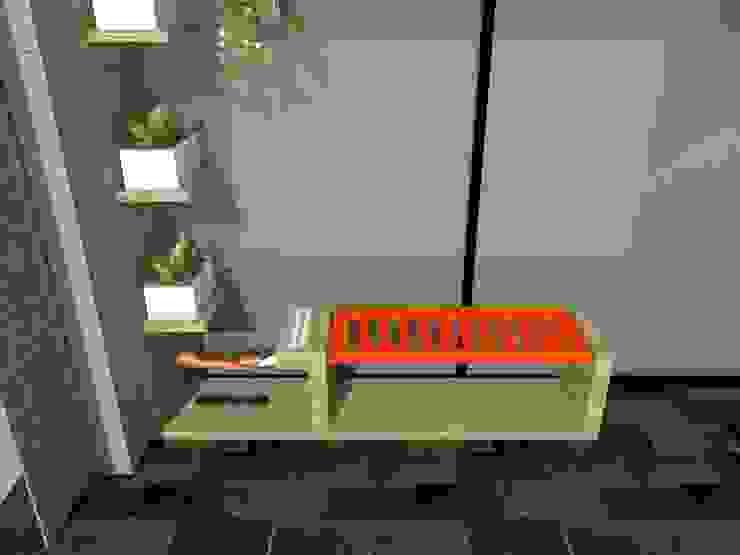 Mueble terraza de Heritage Design Group Minimalista