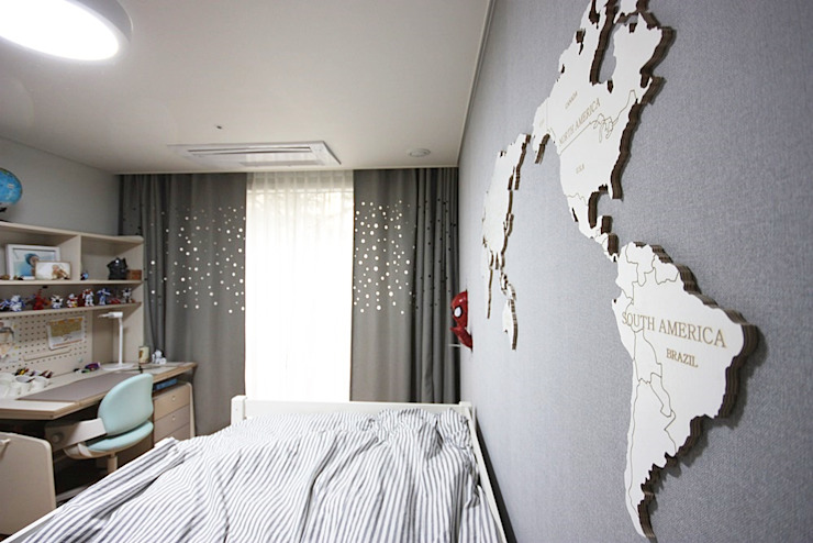 homelatte Modern nursery/kids room