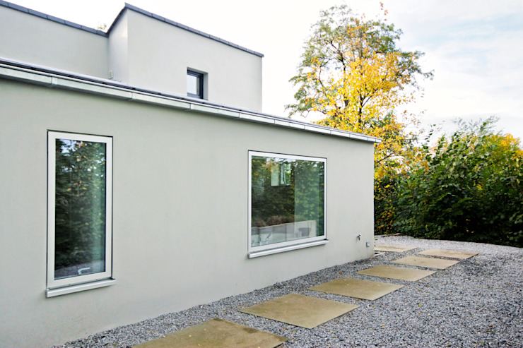 ARCHITEKTEN BRÜNING REIN Single family home White