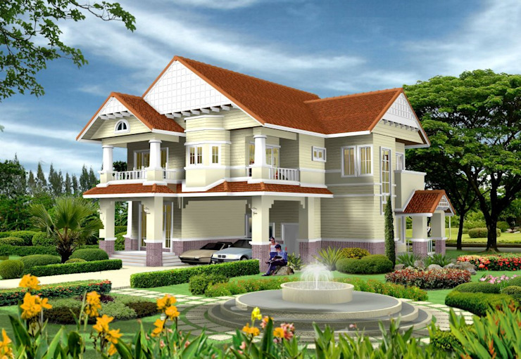 DESIGN: MGB – Bali Style โดย บจก. เดอะโมเดอร์นกรุ๊ป เรียลพร็อพเพอทิ