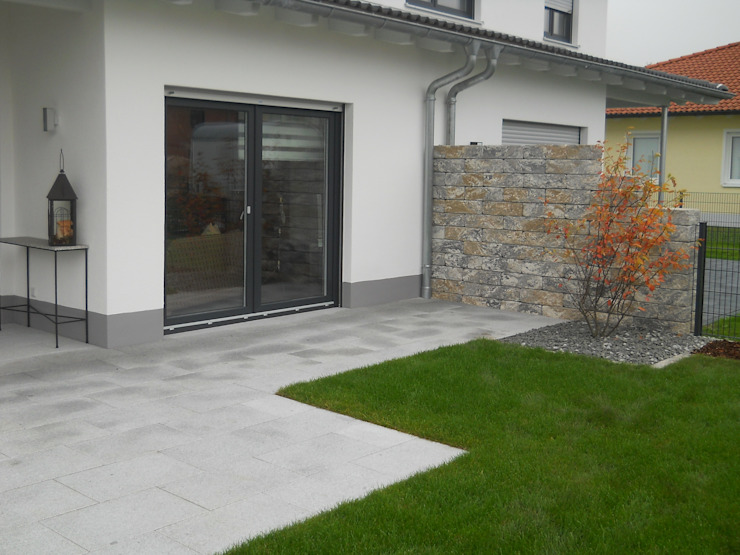 Garten-Landschaftsbau Hierreth-Felser GmbH Rustic style garden