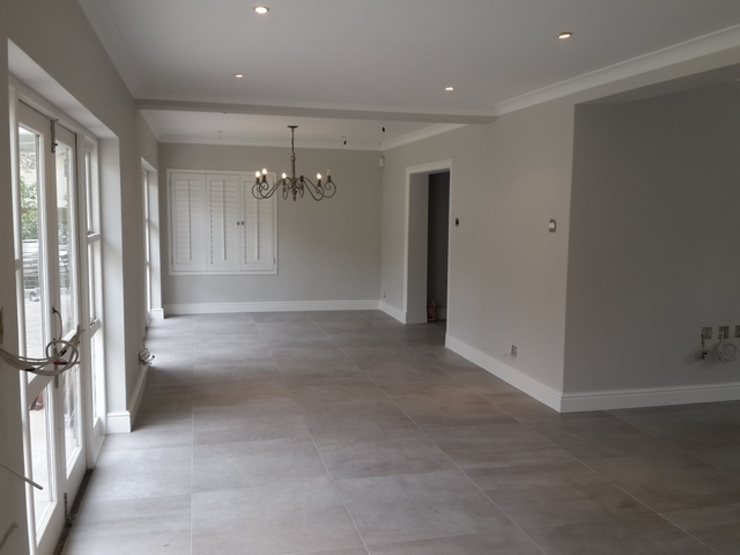 Interior & Exterior of Home Painted Claremont by CPT Painters / Painting Contractors in Cape Town