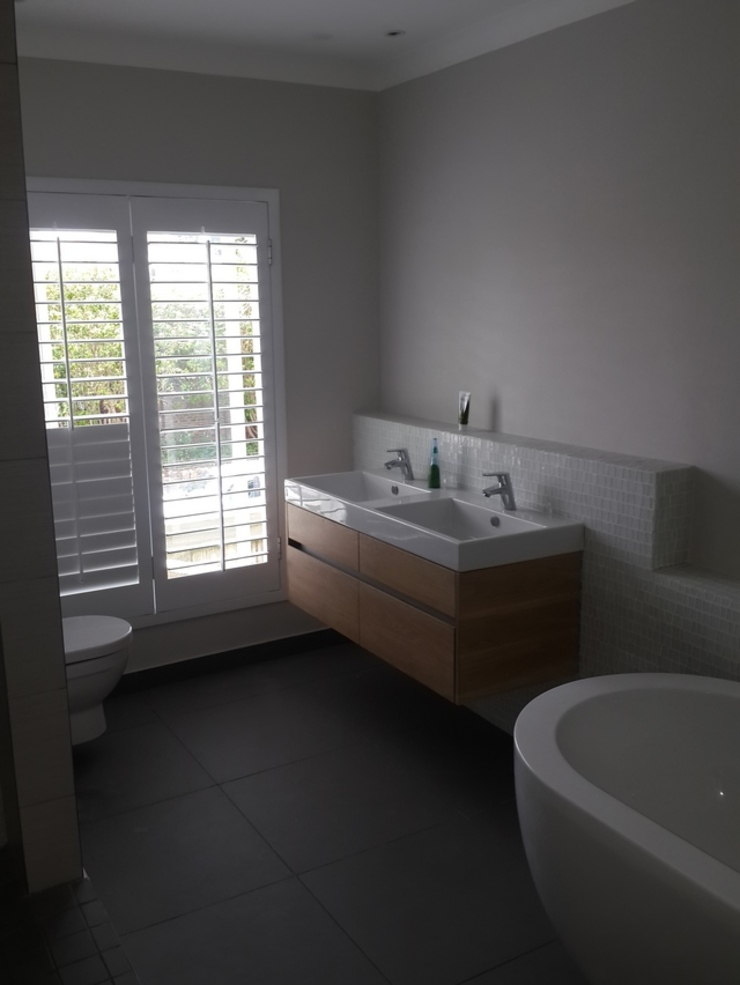 Toilet Bathroom Renovation And Plumbing Claremont by CPT Painters / Painting Contractors in Cape Town