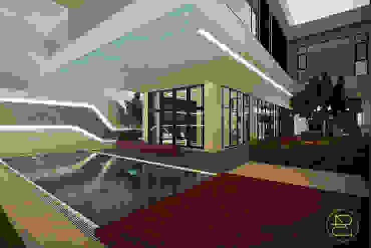 Sun House Oleh Arci Design Studio Modern