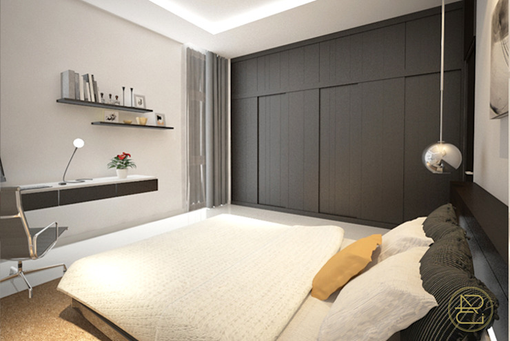 Bedroom by Arci Design Studio,