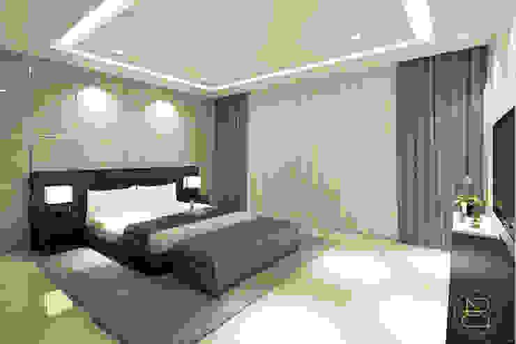 Sun House Kamar Tidur Modern Oleh Arci Design Studio Modern