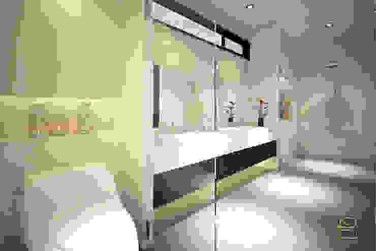 Sun House Kamar Mandi Modern Oleh Arci Design Studio Modern