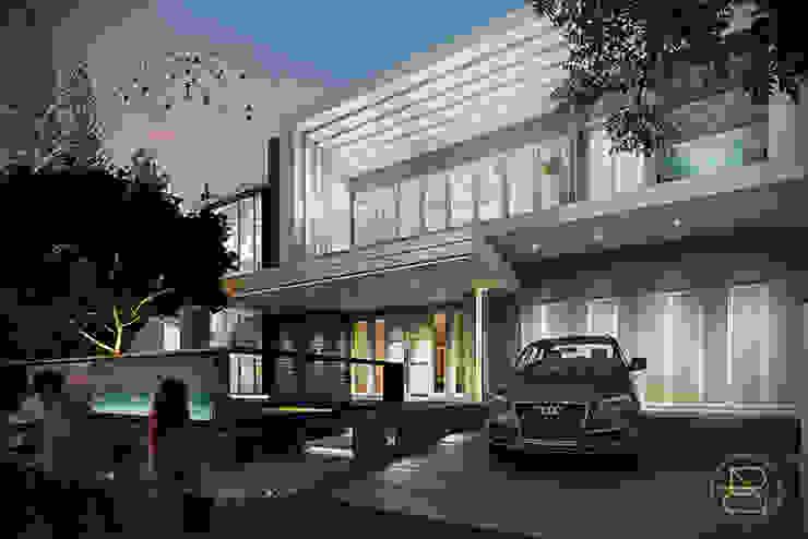 BGV House Rumah Modern Oleh Arci Design Studio Modern