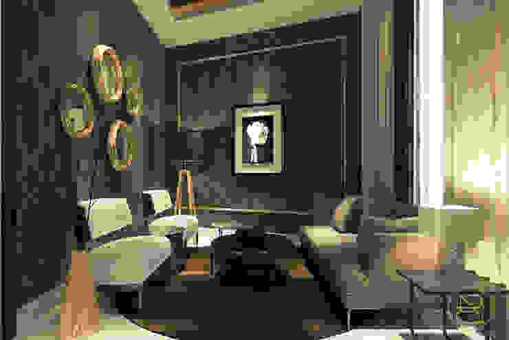 BGV House Ruang Keluarga Modern Oleh Arci Design Studio Modern