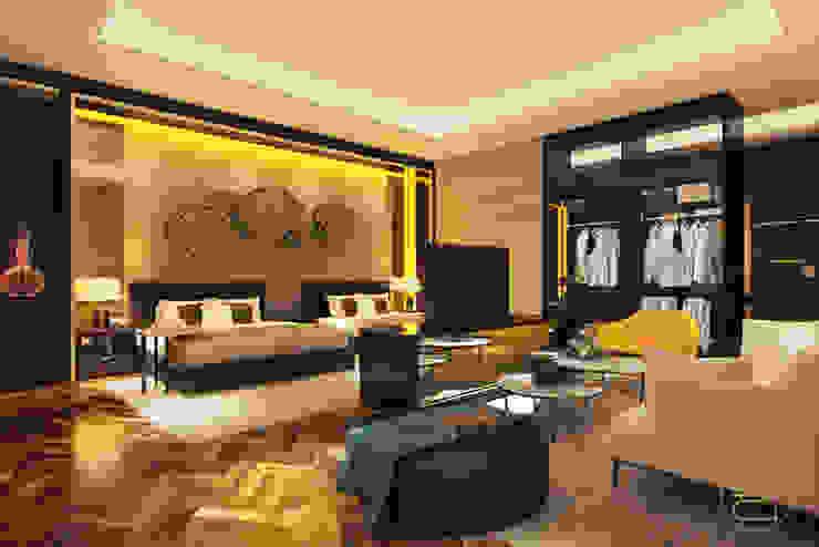 BGV House Kamar Tidur Modern Oleh Arci Design Studio Modern
