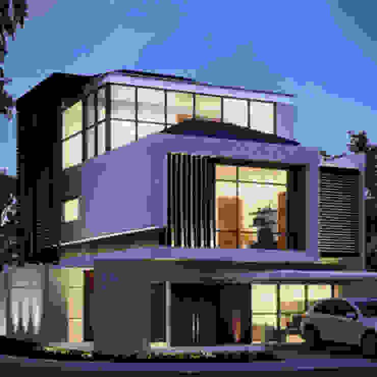 SL House Rumah Modern Oleh Arci Design Studio Modern