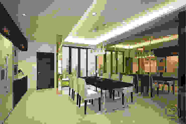 SL House Ruang Makan Modern Oleh Arci Design Studio Modern