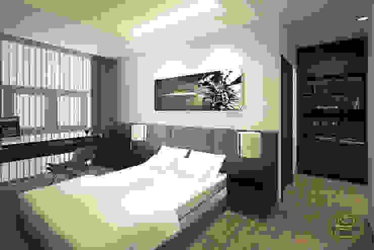 SL House Kamar Tidur Modern Oleh Arci Design Studio Modern
